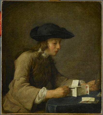 Le Château de cartes.