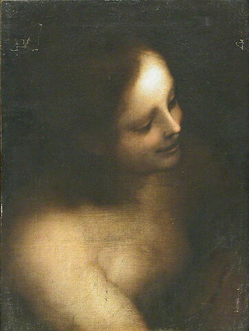 face, recto, avers, avant ; vue d'ensemble ; vue sans cadre © 2004 Musée du Louvre / Peintures