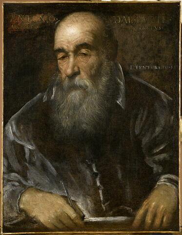 Antonio dal Ponte (vers 1512-1597), architecte officiel de la République de Venise