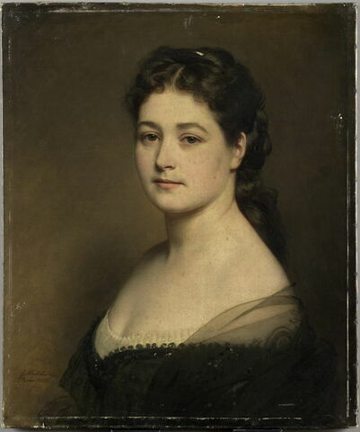 Portrait de Mme Goldschmidt