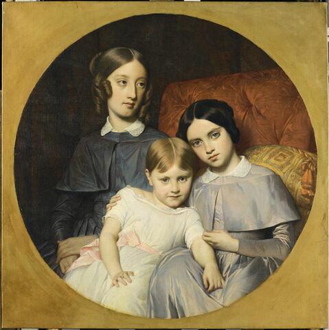 Les filles d'Alphonse Jacob-Desmalter