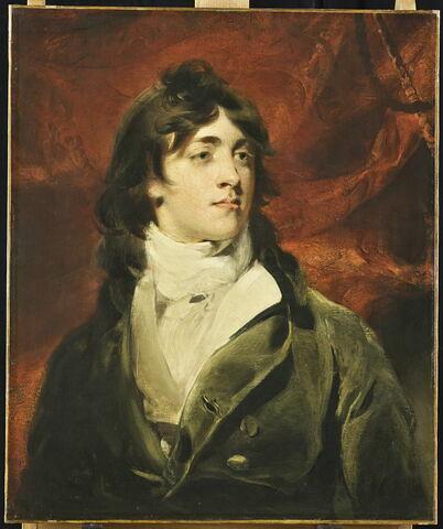 Portrait de Charles William Bell, dit autrefois à tort Portrait de Thomas Bell (père de Charles William)