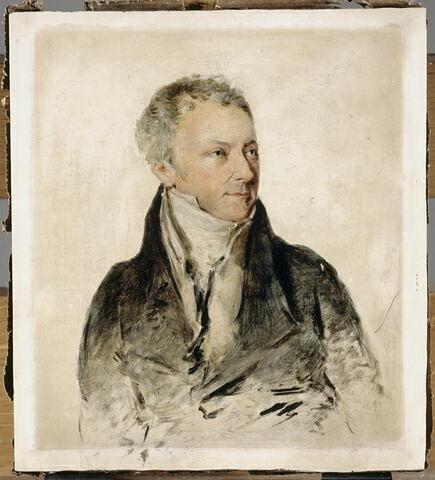 Portrait de Thomas Young (1773- 1829), médecin, physicien et égyptologue