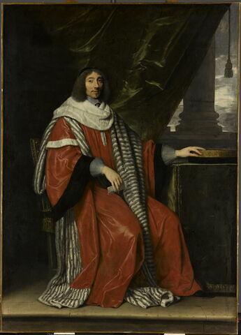 Jean-Antoine de Mesme (1598-1673), président au Parlement de Paris