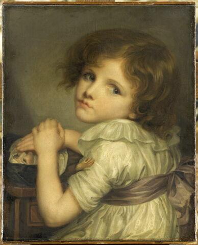 L'Enfant à la poupée.