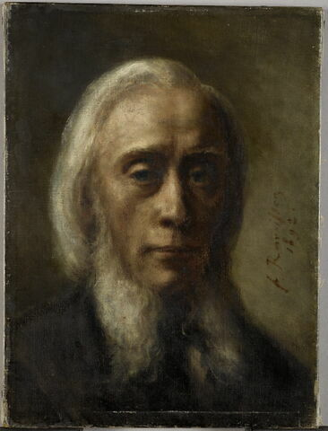 Portrait de l'artiste (1811-1884)
