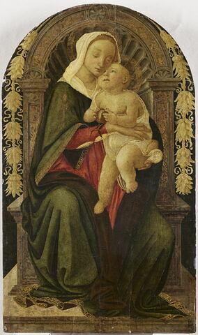 La Vierge et l'Enfant, dit La Vierge à la grenade