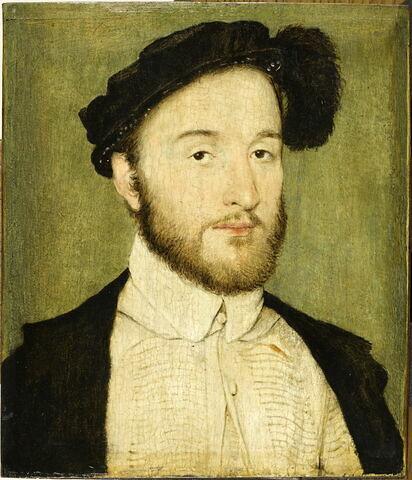 Charles de La Rochefoucauld, comte de Randan (1523-1562).