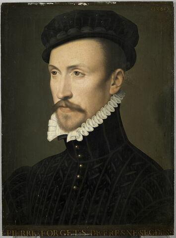 Pierre Forget, seigneur de Fresnes (1544-1610).