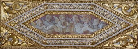 face, recto, avers, avant ; vue d'ensemble ; vue de dessous © 2019 Musée du Louvre / Peintures