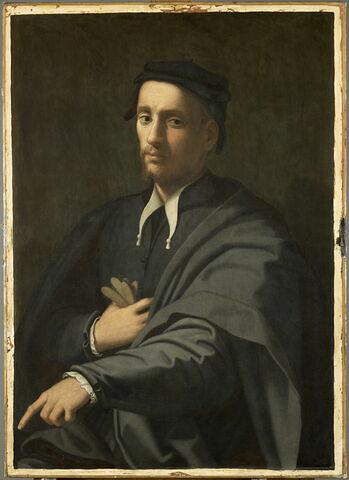 Portrait présumé d'Andréa Fausti, avocat de la famille Médicis
