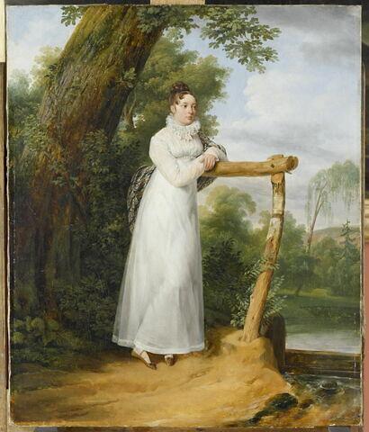 Madame Philippe Lenoir, née Marie-Aspasie Jousseran (1792-1874)