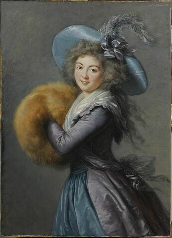 Madame Molé-Reymond, de la Comédie italienne (1759-1833)
