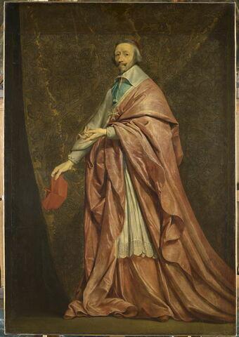 Le cardinal de Richelieu (1585-1642)
