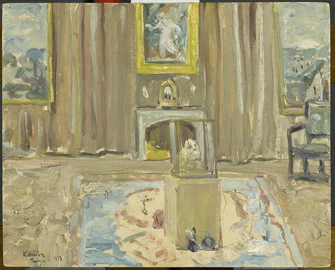 face, recto, avers, avant ; vue d'ensemble ; vue sans cadre © 2007 RMN-Grand Palais (musée du Louvre) / Gérard Blot