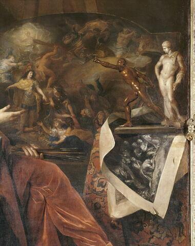 face, recto, avers, avant ; détail © 2000 RMN-Grand Palais (musée du Louvre) / René-Gabriel Ojéda