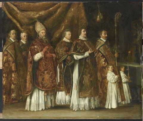 La Messe pontificale