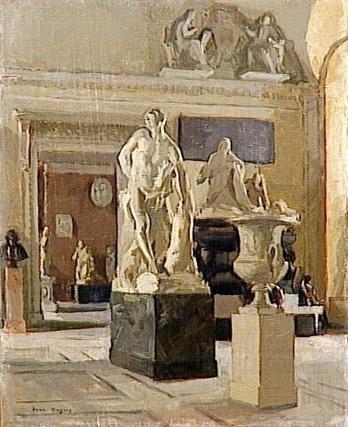 face, recto, avers, avant ; vue d'ensemble ; vue sans cadre © 1994 RMN-Grand Palais (musée du Louvre) / Daniel Arnaudet