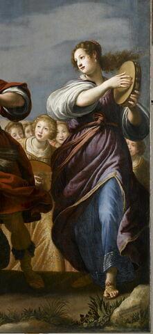 face, recto, avers, avant ; détail © 2005 RMN-Grand Palais (musée du Louvre) / Franck Raux