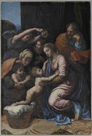 La Sainte Famille, dit La Grande Sainte Famille de François Ier