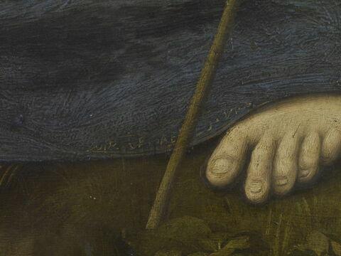 face, recto, avers, avant ; détail © 2012 RMN-Grand Palais (musée du Louvre) / Martine Beck-Coppola