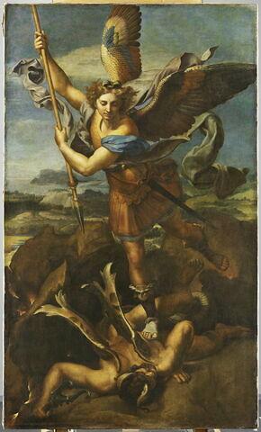 Saint Michel terrassant le démon, dit Le Grand Saint Michel