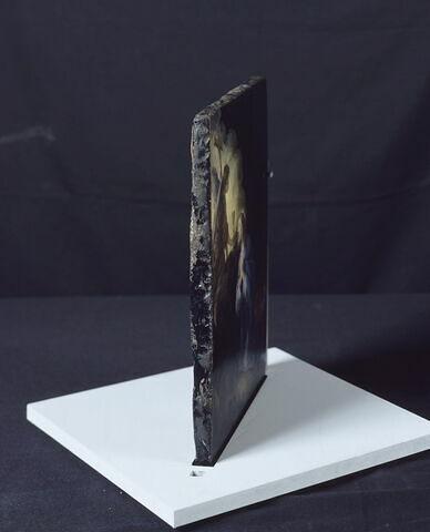 trois quarts face ; vue sans cadre © 2000 RMN-Grand Palais (musée du Louvre) / René-Gabriel Ojéda