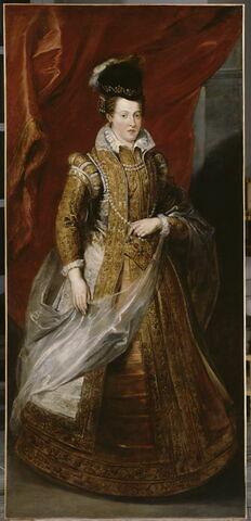 Jeanne d'Autriche (1547-1578), grande-duchesse de Toscane, mère de Marie de Médicis