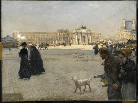 face, recto, avers, avant ; vue d'ensemble ; vue sans cadre © 2010 RMN-Grand Palais (musée du Louvre) / Gérard Blot