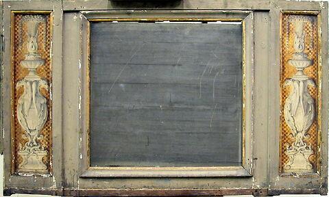 face, recto, avers, avant ; vue d'ensemble ; vue avec cadre © 2002 Musée du Louvre / Peintures