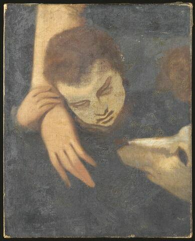 face, recto, avers, avant ; vue d'ensemble ; vue sans cadre © 2007 RMN-Grand Palais (musée du Louvre) / Jean-Gilles Berizzi