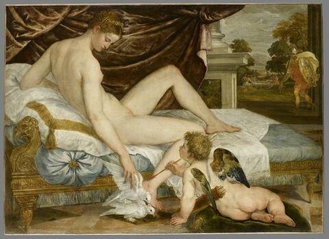 Mars, Vénus et l'amour