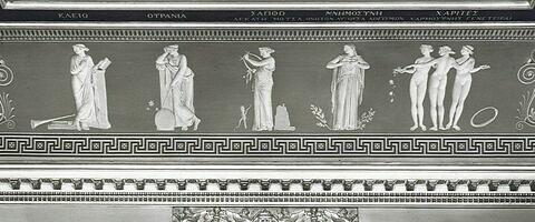 vue d'ensemble ; vue de dessous © RMN-Grand Palais (musée du Louvre)