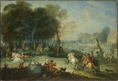 La Foire de Bezons (Val-d'Oise)