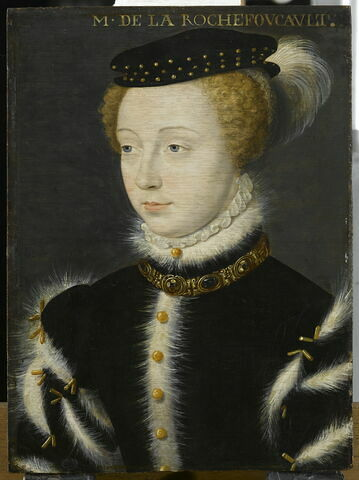 Charlotte de Roye, comtesse de la Rochefoucauld (1537-1569)