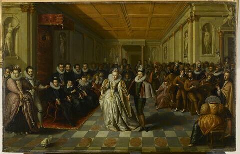 Bal du Duc de Joyeuse