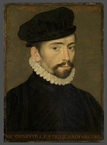Nicolas de Neufville, seigneur de Villeroy (1543-1617)