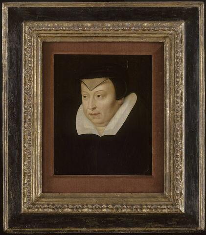 face, recto, avers, avant ; vue d'ensemble ; vue avec cadre © 1999 RMN-Grand Palais (musée du Louvre) / Jean-Gilles Berizzi
