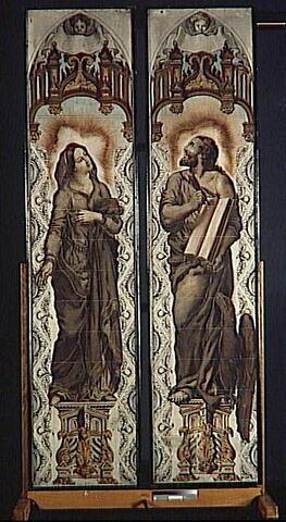 face, recto, avers, avant ; vue d'ensemble ; vue sans cadre © 2002 RMN-Grand Palais (musée du Louvre) / Thierry Le Mage