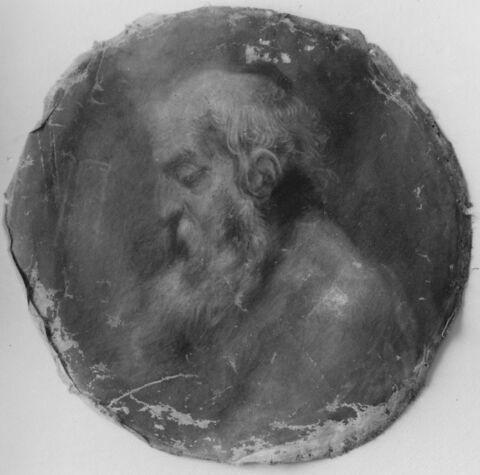 face, recto, avers, avant ; vue d'ensemble ; vue sans cadre © 1963 Musée du Louvre