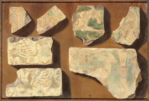 face, recto, avers, avant ; vue d'ensemble ; vue sans cadre © 2002 RMN-Grand Palais (musée du Louvre) / Gérard Blot