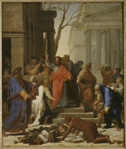 La Prédication de saint Paul à Éphèse