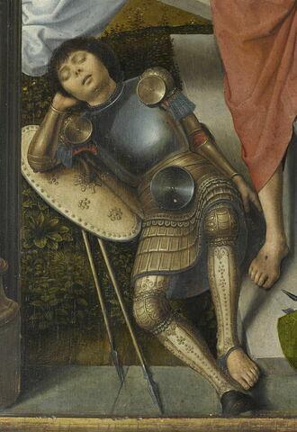face, recto, avers, avant ; détail © 2011 RMN-Grand Palais (musée du Louvre) / Stéphane Maréchalle