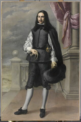 Portrait de Inigo Melchior Fernandez de Velasco de Frias