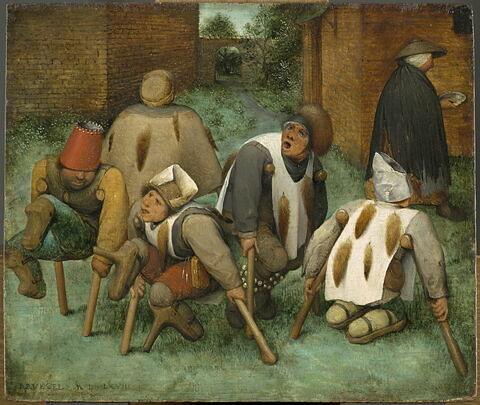 Les Mendiants ou Les Culs-de-jatte