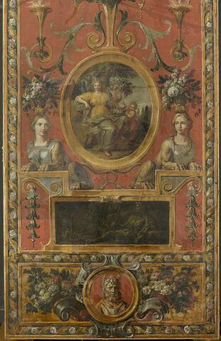 face, recto, avers, avant ; détail © 2013 RMN-Grand Palais (musée du Louvre) / Michel Urtado