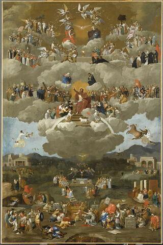 Triomphe et révélation du mystère du Saint Sacrement lié à celui de la Trinité