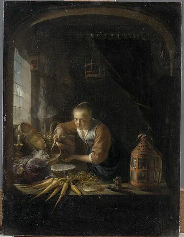La Cuisinière hollandaise