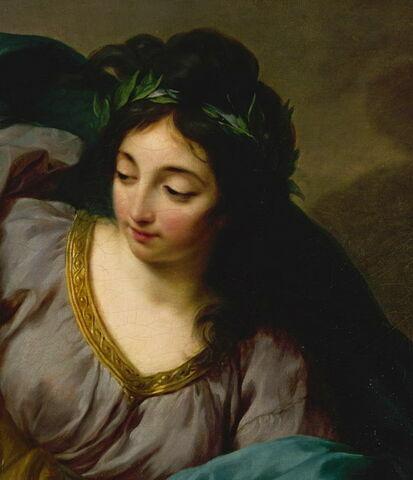 face, recto, avers, avant ; détail © RMN-Grand Palais (musée du Louvre) / Daniel Arnaudet