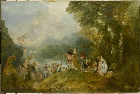Pèlerinage à l'île de Cythère